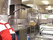 k-4-2 安佐北区某幼稚園業務用キッチン施工